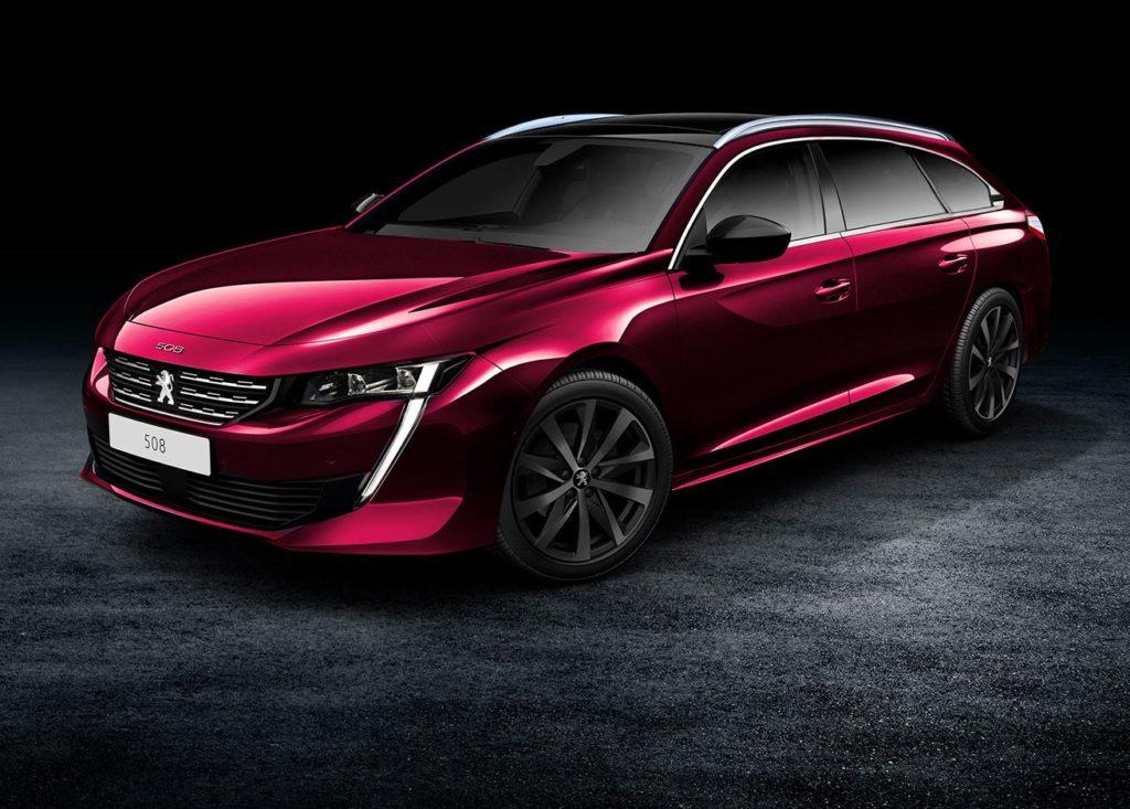 Peugeot 508 station wagon: immaginando una nuova familiare del Leone [RENDERING]