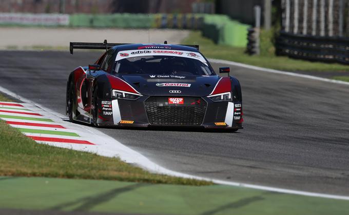 Audi Sport Italia conferma l'impegno nel Tricolore GT