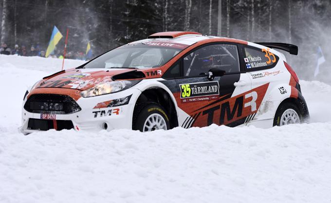 Pirelli trionfa nel WRC2 al Rally di Svezia