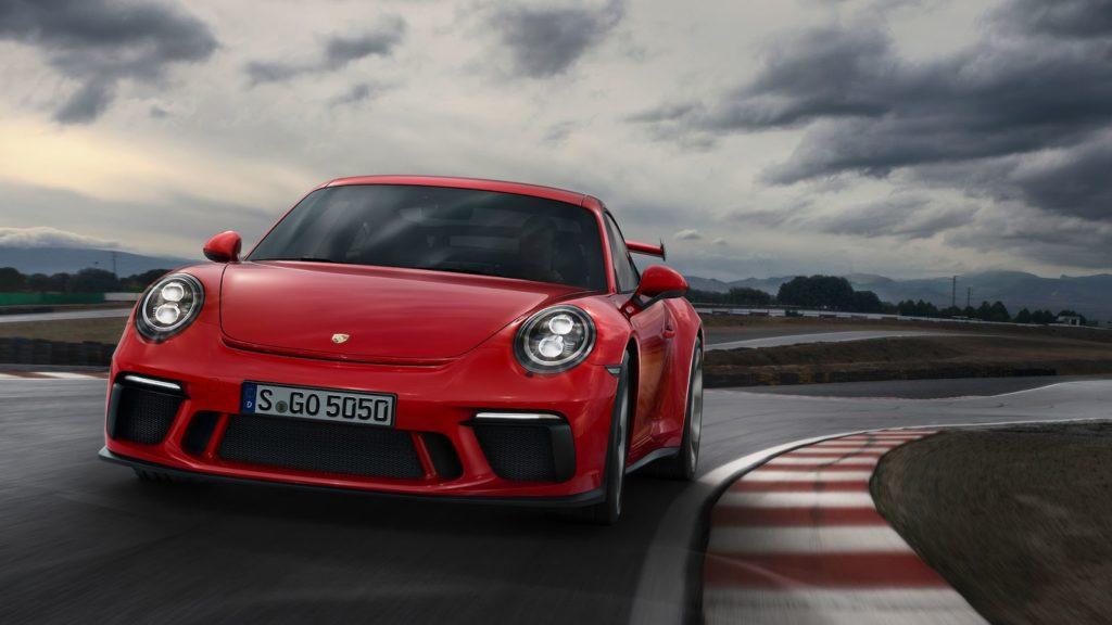 Porsche GT3, addio all'aspirato e al cambio manuale