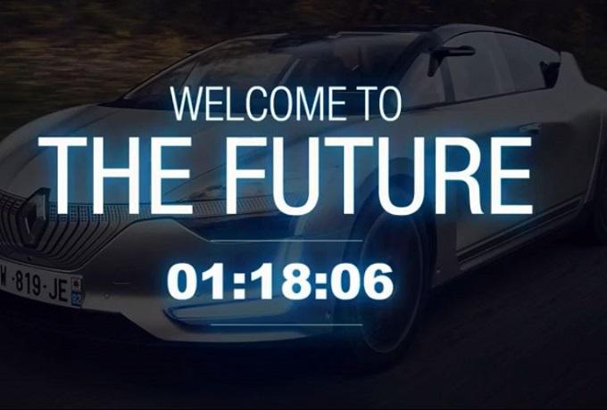 Renault pronta ad accoglierci nel futuro [LIVE STREAMING]