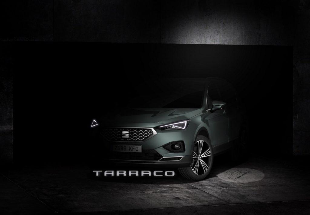 Seat, il prossimo SUV si chiamerà Tarraco