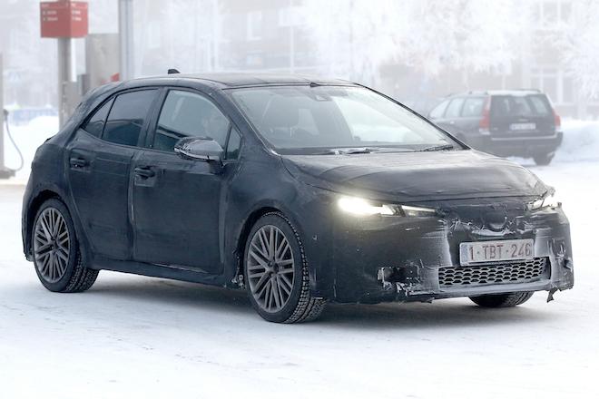 Toyota Auris: la nuova generazione avvistata in Svezia [VIDEO SPIA]