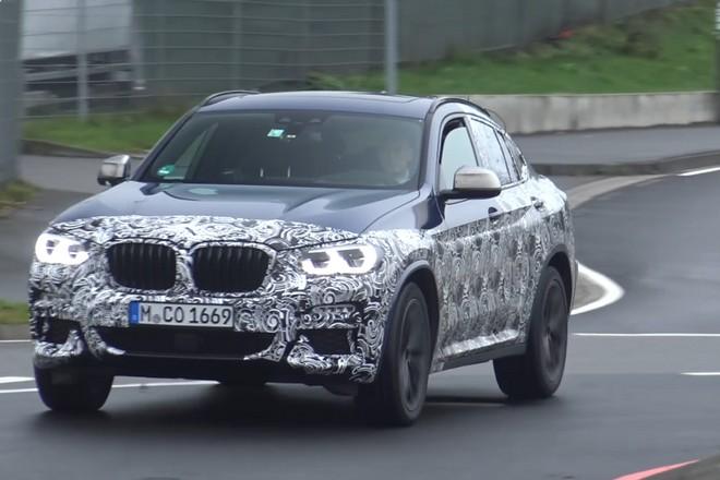 BMW X4: esce di produzione a marzo, ma arriva la nuova generazione