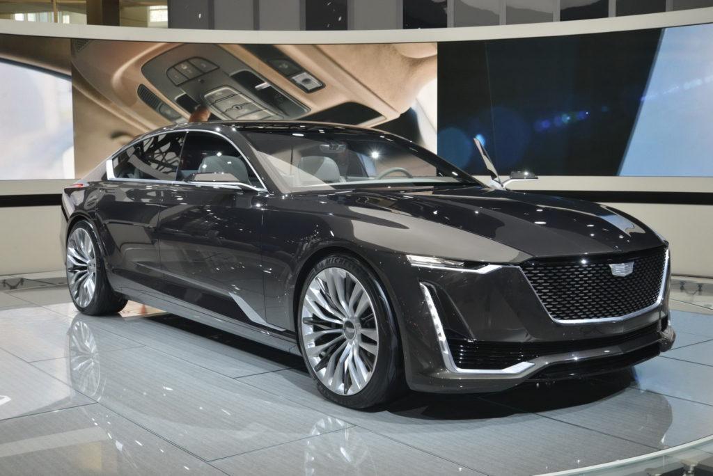 Cadillac Escala Concept: incarna il futuro linguaggio stilistico del brand