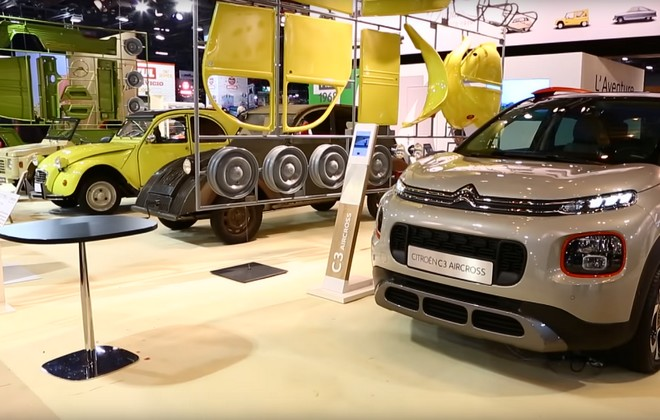 Citroen al Retromobile 2018: gli anniversari di Mehari e 2CV [VIDEO]
