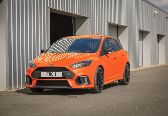 Ford Focus RS, in arrivo la Heritage Edition da 375 CV