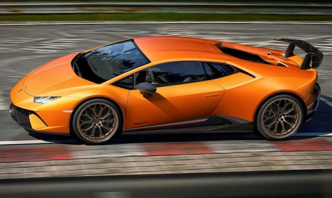 Lamborghini Huracan Performante: il sound e Apple CarPlay [VIDEO]