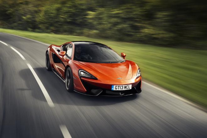 McLaren, estesa la personalizzazione di MSO alle auto della Sport Series