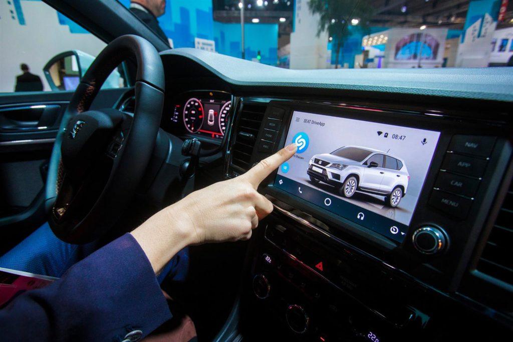 SEAT è il primo costruttore al mondo ad integrare Shazam nelle proprie auto