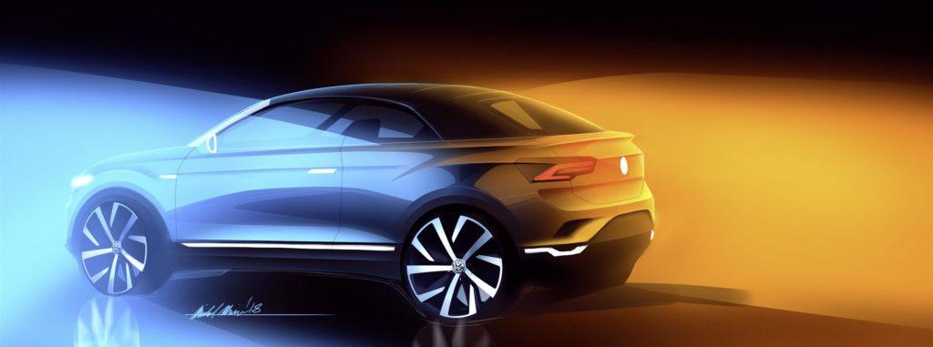 Volkswagen T-Roc Cabriolet: in produzione a partire dal 2020