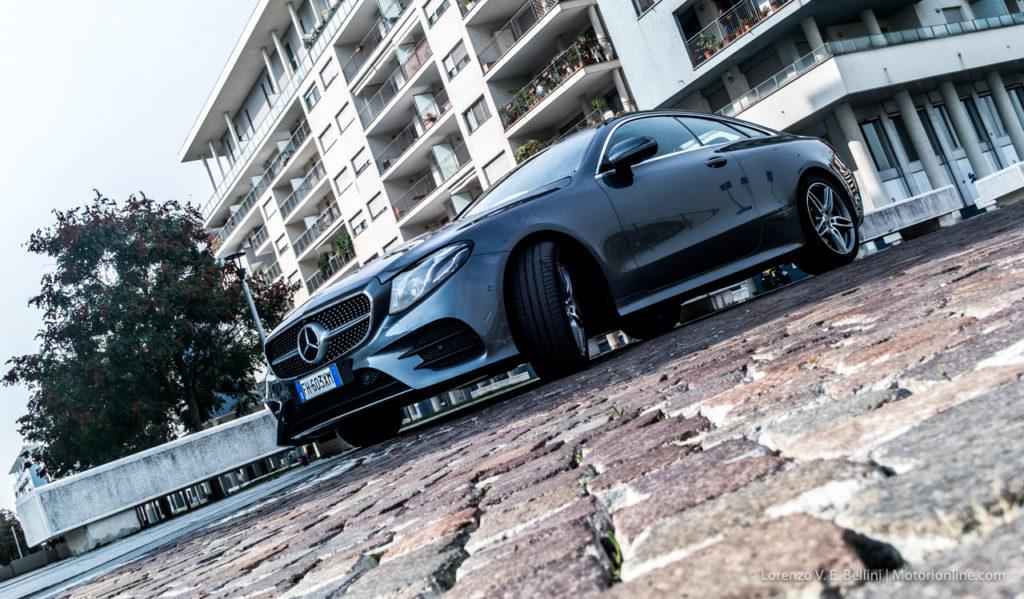 Mercedes Classe E 220d Coupé: il lusso si fa sportivo [PROVA SU STRADA]