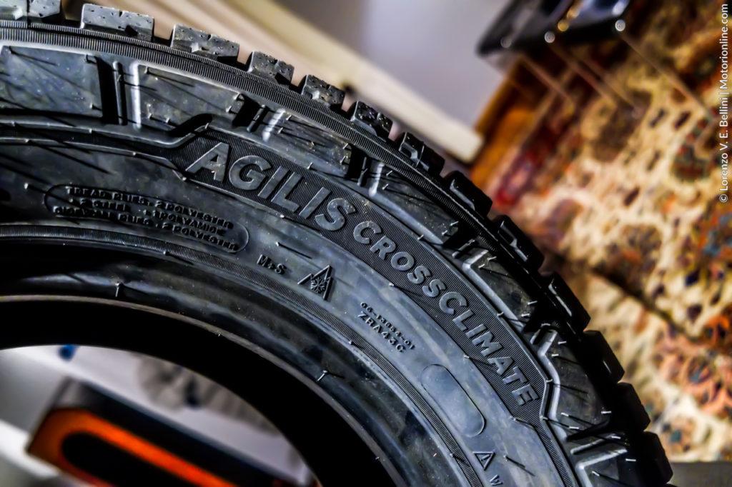 Michelin Agilis CrossClimate - Presentazione Ufficiale