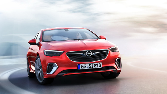 Opel Insignia GSI, i test al Nurburgring [VIDEO SPIA]