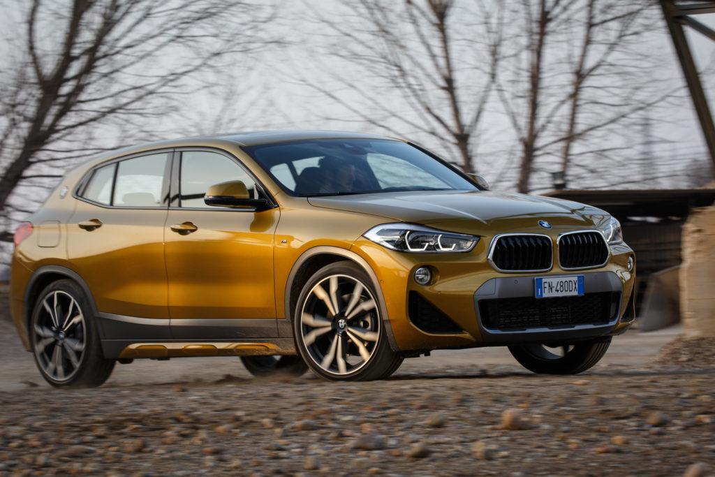 BMW X2: arriva in Italia nel fine settimana del 16-18 marzo