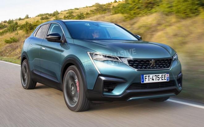 Peugeot 4008: il nuovo SUV coupé arriverà nel 2020 [RENDER]