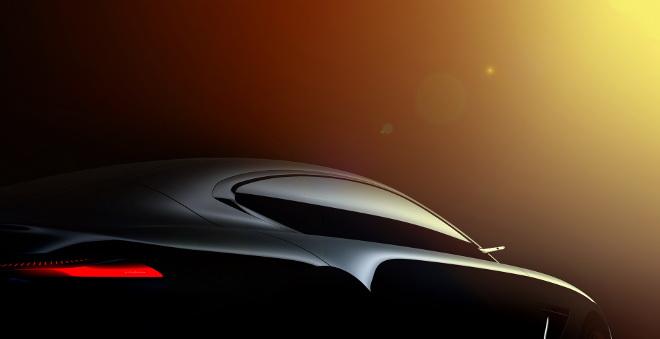 Pininfarina, teaser del prototipo HK GT per il Salone di Ginevra