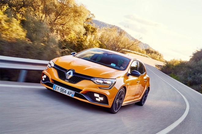 Renault Megane RS 2018: prezzi in Italia a partire da 35.350 euro