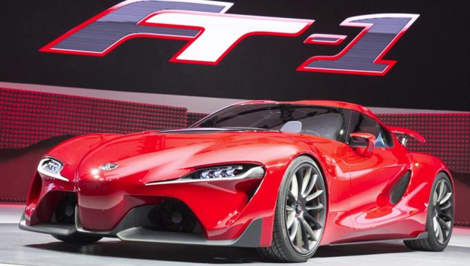 Toyota Supra, avrà 340 CV come la BMW Z4 M40i