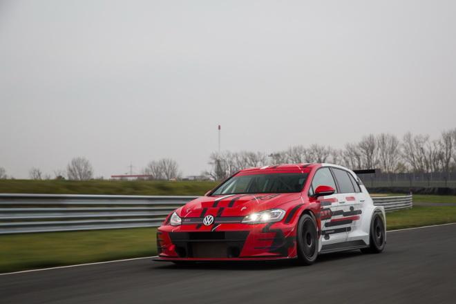 Sebastien Loeb ha scelto la VW Golf TCR per la WTCR