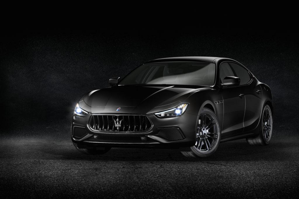 Maserati: al Salone di Ginevra 2018 andrà di moda il Nerissimo
