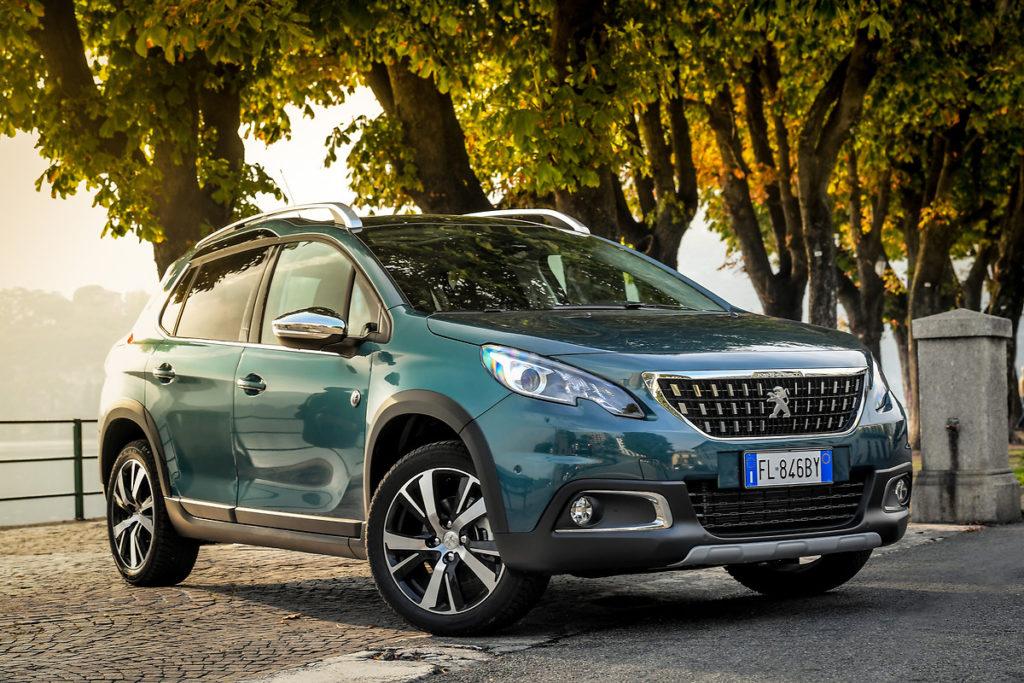 Peugeot 2008: in Italia le vendite hanno toccato i 100.000 esemplari
