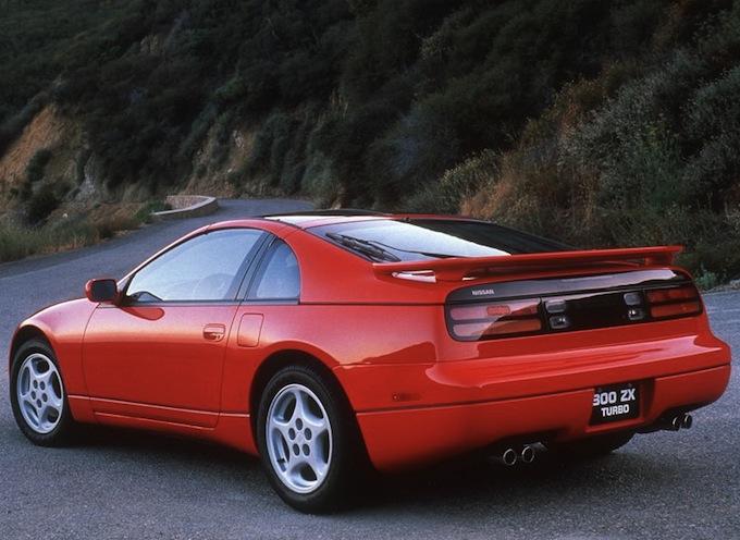 Nissan 300ZX (1990): la coupe dal fascino immutato