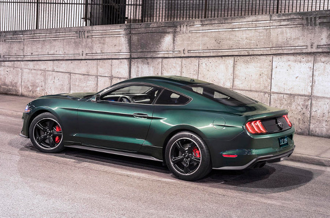 Ford Mustang Bullit, celebra il suo debutto europeo [VIDEO]
