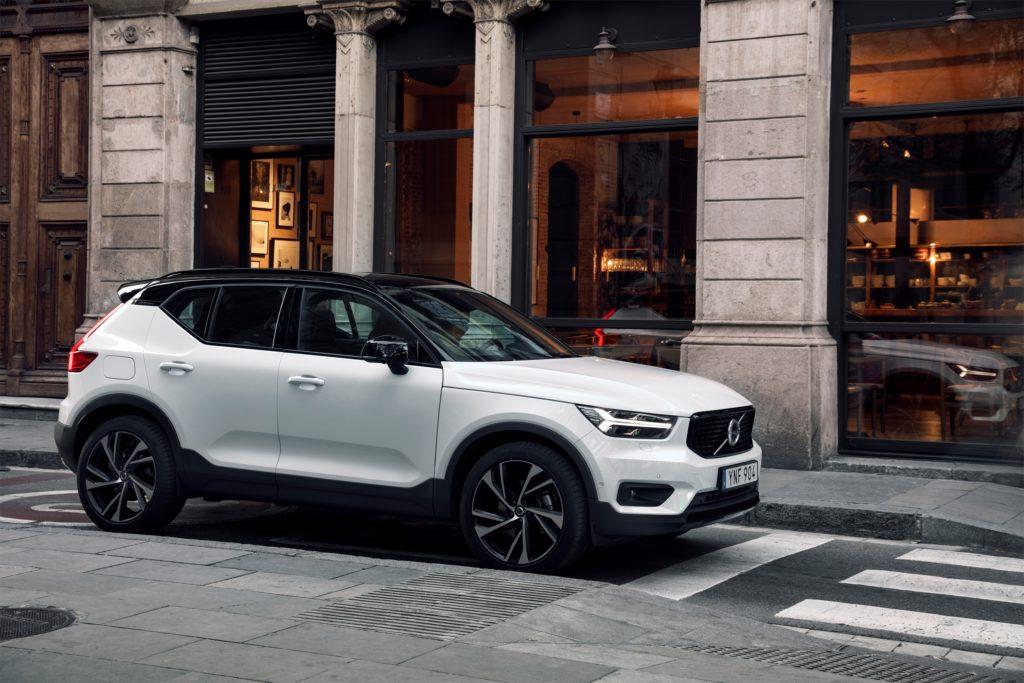 Volvo: +17,2% nel primo bimestre del 2018