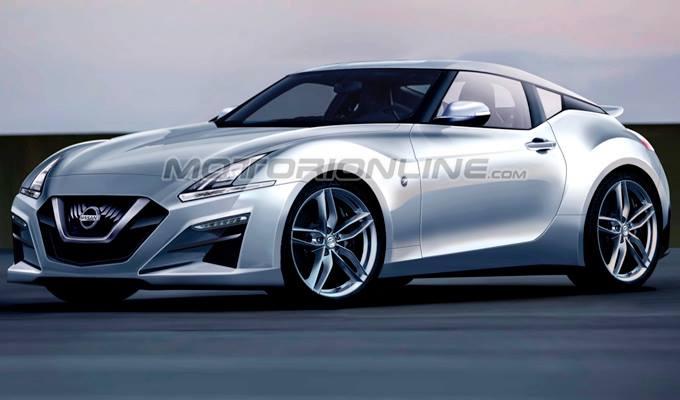 Nissan potrebbe collaborare con Mercedes per dar vita alla prossima sportiva Z [RENDERING]