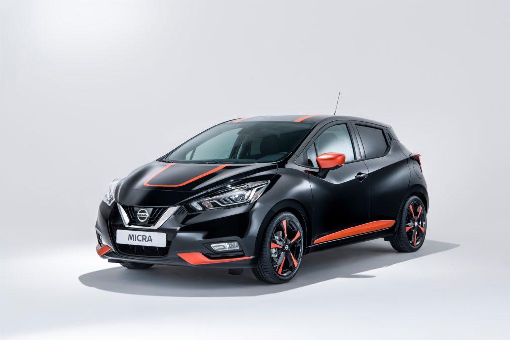 Nissan Micra con impianto BOSE Personal: cantare e ascoltare musica in auto fa bene