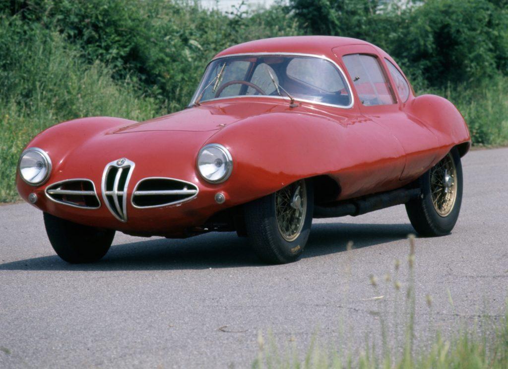 Alfa Romeo Disco Volante seduce il Concorso d'eleganza di Kyoto