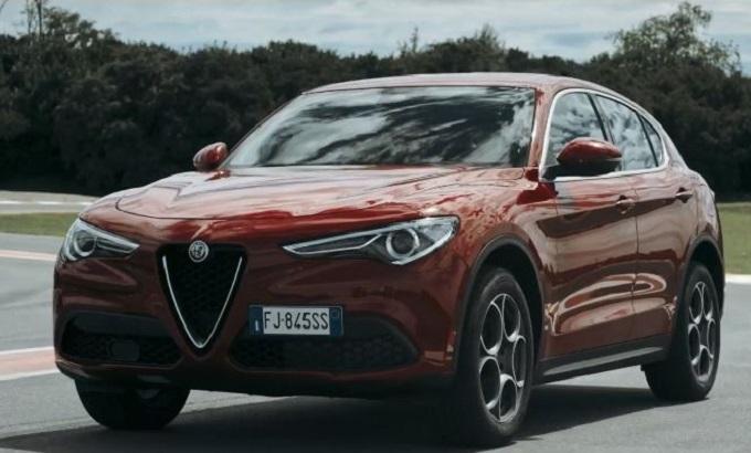 Alfa Romeo Stelvio conquista la chef stellata Antonia Klugmann [VIDEO]