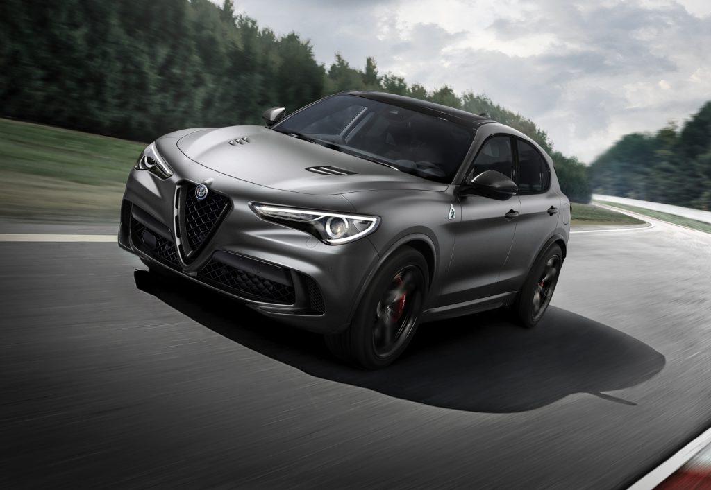 Alfa Romeo Stelvio Quadrifoglio Nring A Ginevra La Serie Speciale