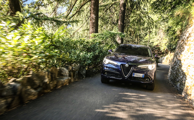 Alfa Romeo Stelvio: offerta per il noleggio a lungo termine