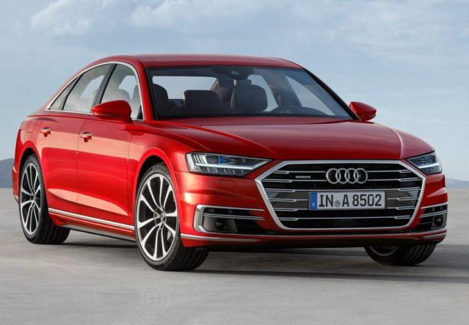 Nuova Audi A8 per lusso non ha rivali: eletta World Luxury Car 2018