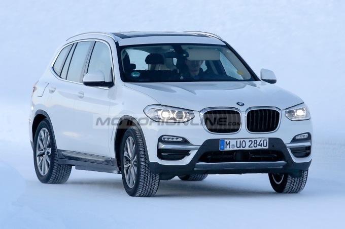 BMW iX3, il concept potrebbe debuttare tra un mese al Salone di Pechino