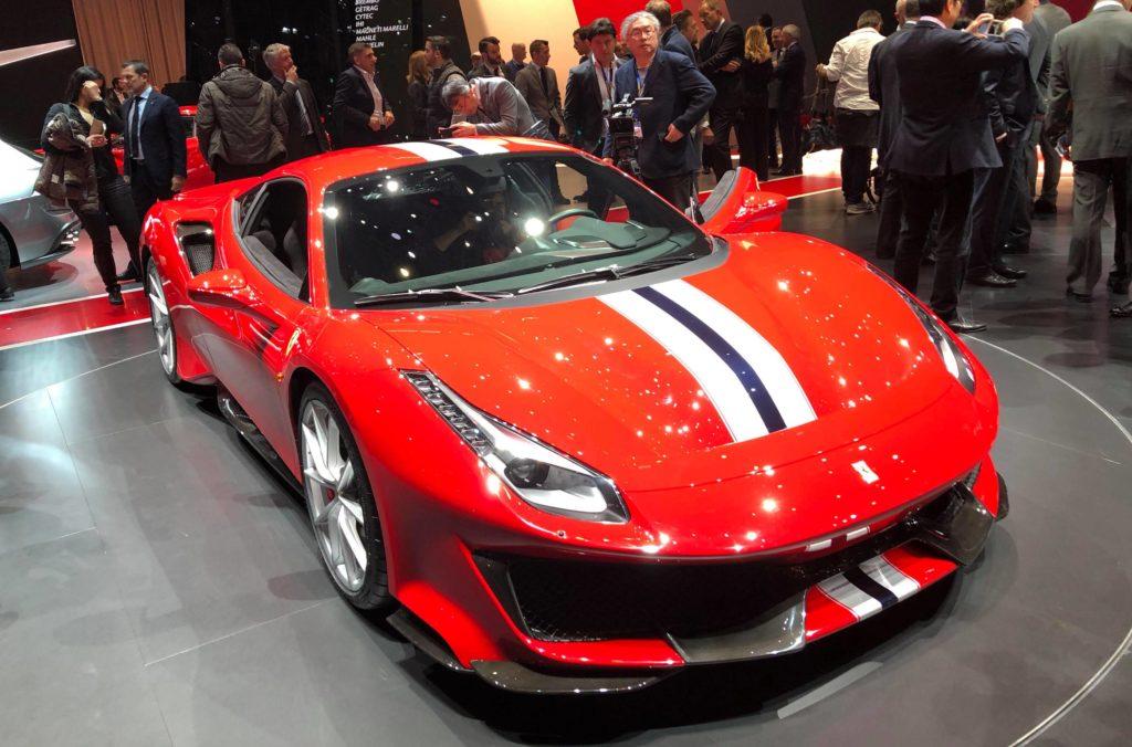 Ferrari 488 Pista: la Rossa stradale più veloce di sempre corre già [VIDEO]
