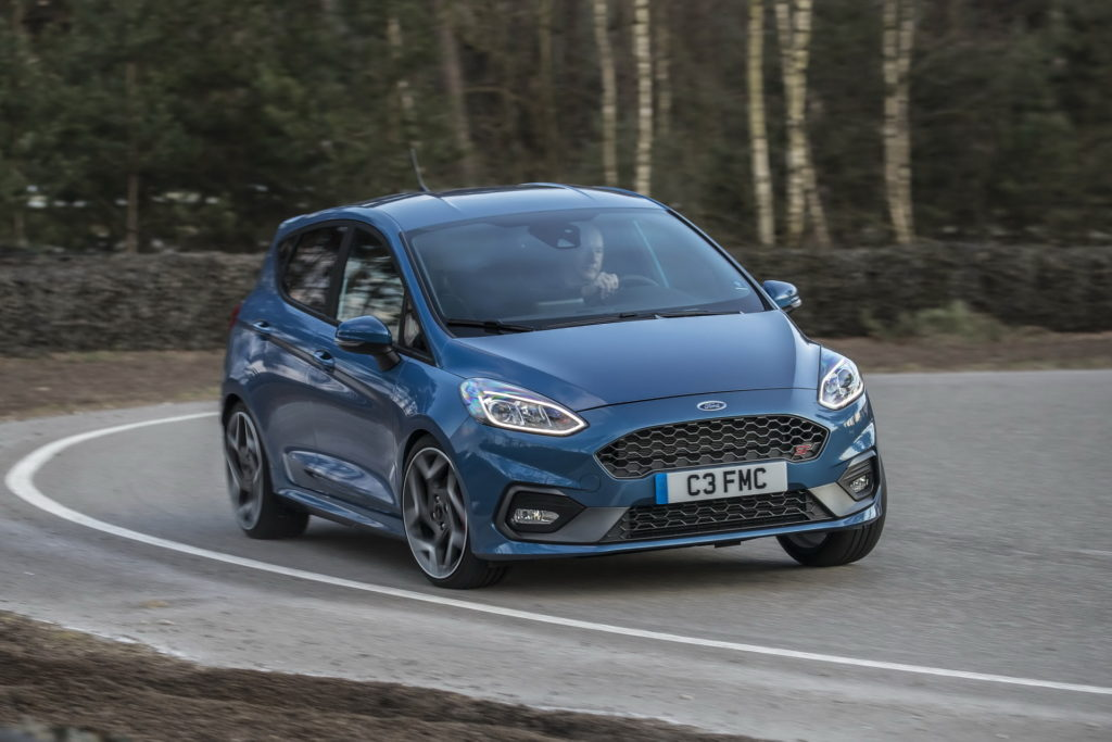 Ford Fiesta ST: svelate le novità tecniche della sportiva da 200 CV [FOTO e VIDEO]