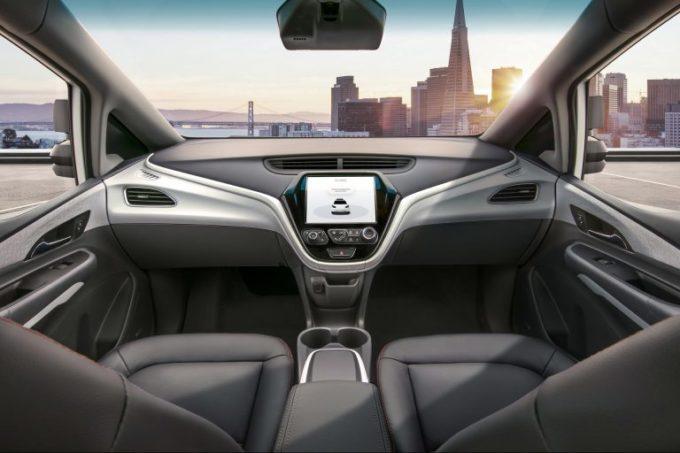 Cruise AV, nel 2019 arriverà l'auto a guida autonoma di General Motors