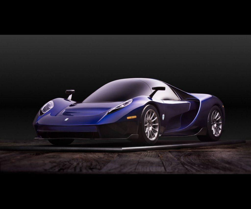 Scuderia Cameron Glickenhaus SCG004S: utilizzerà il motore della Nissan GT-R da 690 cv