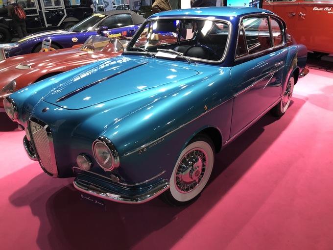 Fiat 600 Vignale Rendez Vous ( 1955 ): una piccola, grande e rarissima coupe