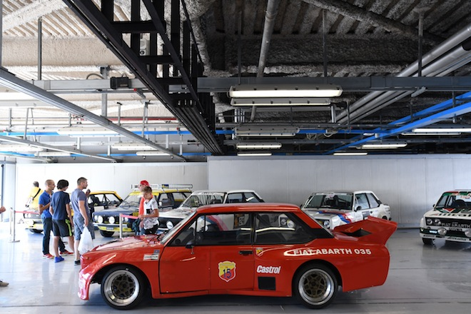 """Fiat Abarth SE 035 (1979): """"MOSTRUOSA"""""""
