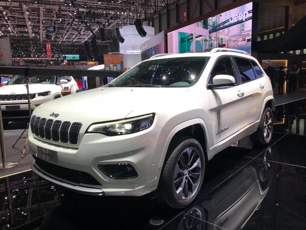 jeep cherokee my 2019, news jeep cherokee my 2019, foto e ...