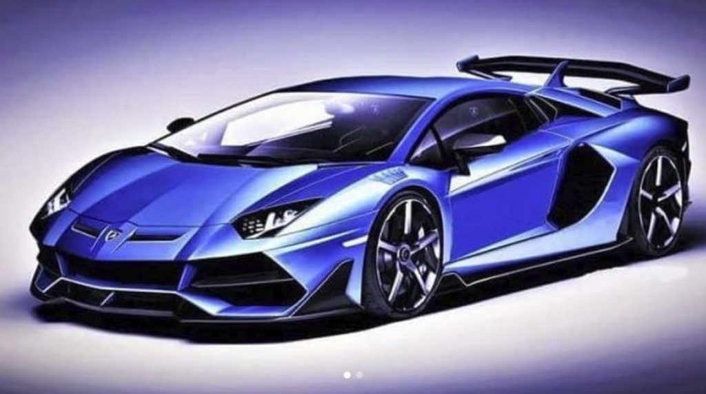 Lamborghini Aventador Svj La Prima Immagine 232 Online