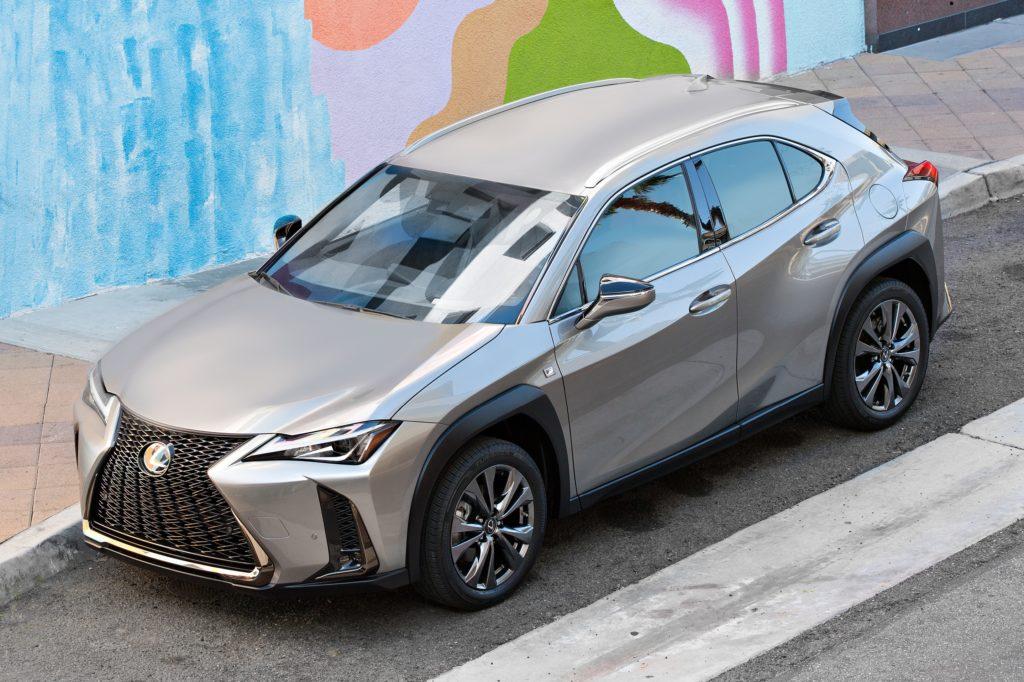 Lexus UX - Versione nordamericana
