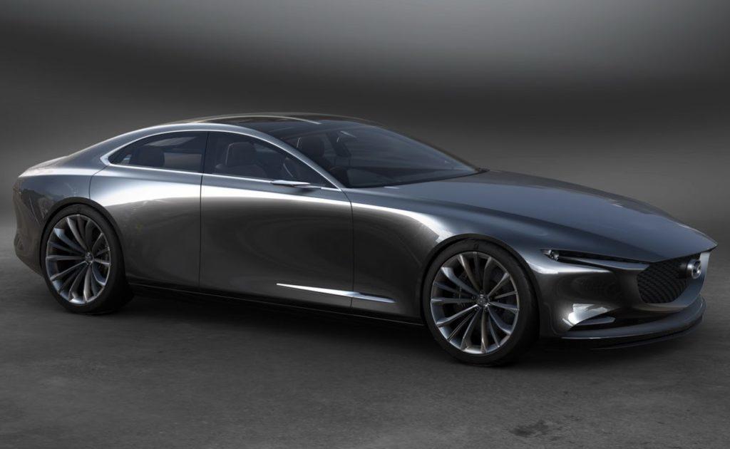 Mazda VISION COUPE: è lei la vincitrice del premio Concept Car of the Year
