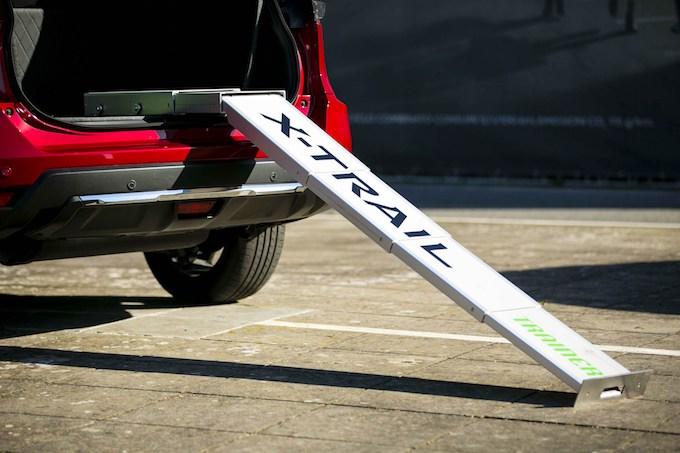 "Nissan X-Trail Trainer sfila a ""Quattrozampe in Fiera"""