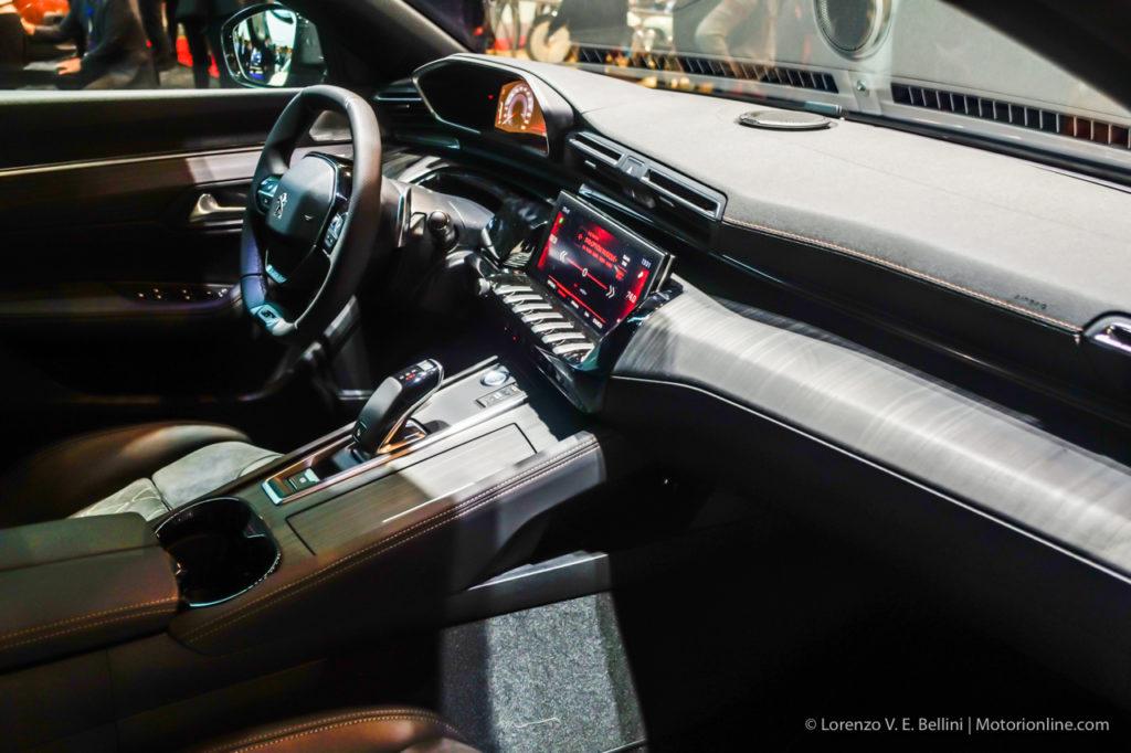 Peugeot 508 MY 2019: la nuova vita della berlina del Leone riparte da Ginevra [INTERVISTA]