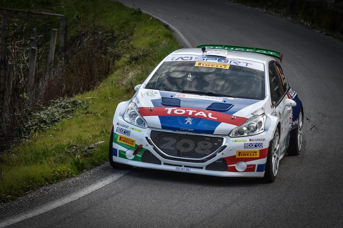 Peugeot vince il 41° Rally del Ciocco con Paolo Andreucci [VIDEO]